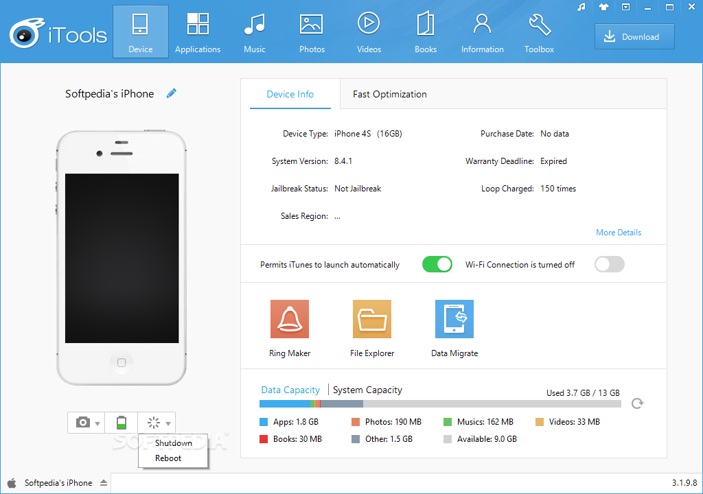 iTools 4 Crack 2019 {updated} Full Version Download Free