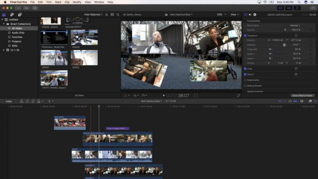 Final Cut Pro X 10.4.8 Crack With Torrent For (Mac/Win) 2020