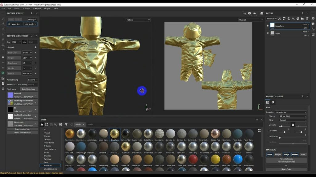 Substance Painter 2020 Crack With License Key Latest Torrent