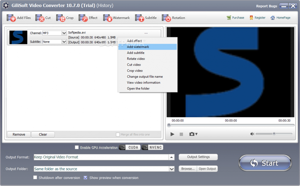 GiliSoft Video Converter-Full Version