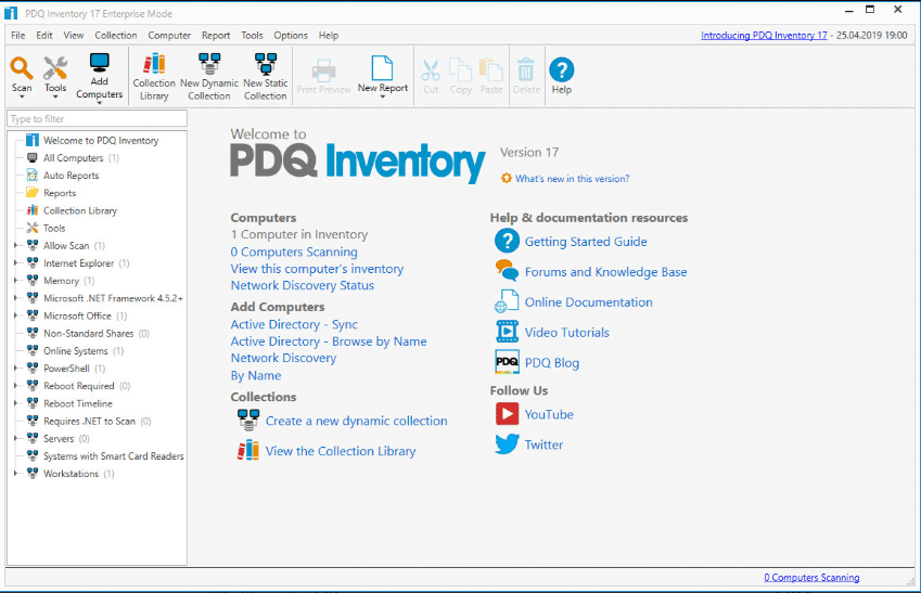 PDQ Inventory Enterprise With Crack {Latest} 2020