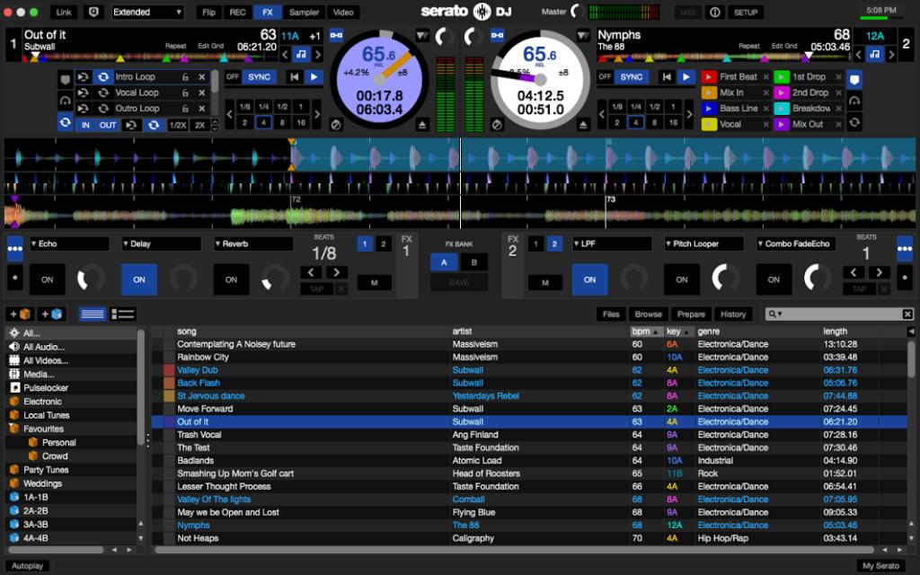 Serato DJ Pro 2.3.6 Crack Download Full Version {Mac/Win}