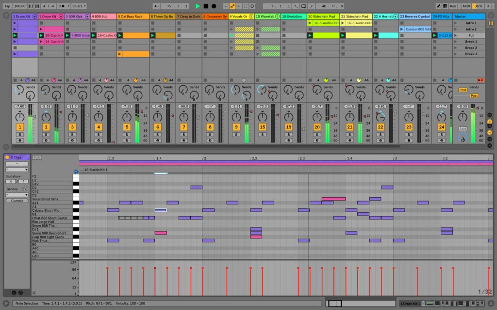 Ableton Live 10.1.15 Crack + Full Keygen Torrent {Mac/Win}