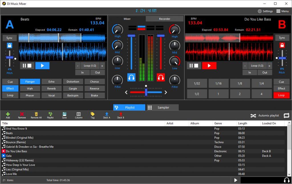DJ Music Mixer 8.3 Crack + Activation Key Free Download 2020