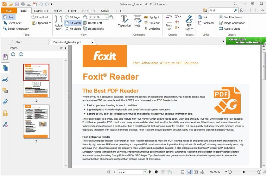Foxit Reader 10 Crack With Activation Key Torrent 2020 [Latest]