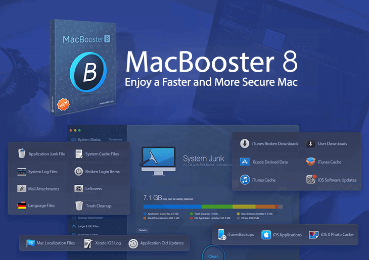 MacBooster 8.0.4 Crack + Free License Key 2020 [Latest]