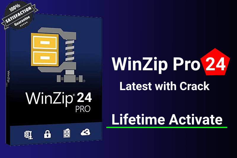 WinZip Pro 24 Crack With Activation Key Free Download [2020]