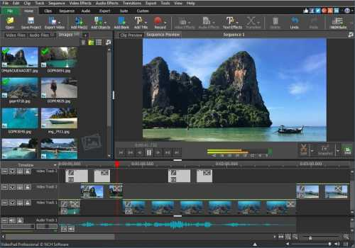 VideoPad Video Editor 8.56 Crack Free Registration Code [Latest]